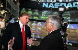 Cổ phiếu ngành dược lao dốc sau cuộc họp báo của ông Donald Trump