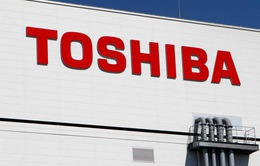Cổ phiếu Toshiba tiếp tục lao dốc mạnh