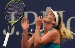 Mỹ mở rộng 2017: Coco Vandeweghe xuất sắc đánh bại Karolina Pliskova