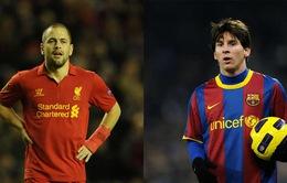 Joe Cole/Messi và những sự so sánh khập khiễng nhất thế giới bóng đá
