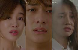 Tuổi thanh xuân 2 - Tập 21: Junsu (Kang Tae Oh) cùng lúc làm cả hai người con gái tổn thương và rơi nước mắt