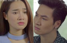 """Tuổi thanh xuân 2 - Tập 23: Linh (Nhã Phương) bị Phong (Mạnh Trường) """"đe doạ"""", bạn gái Junsu (Kang Tae Oh) định tự tử"""