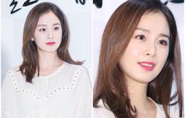 Đang mang bầu, Kim Tae Hee vẫn đẹp tựa nữ thần