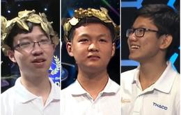 3 gương mặt xuất sắc của CK Đường lên đỉnh Olympia 2017