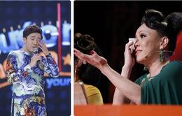 Trấn Thành, Việt Hương đẫm lệ vì nam thí sinh Bước nhảy ngàn cân