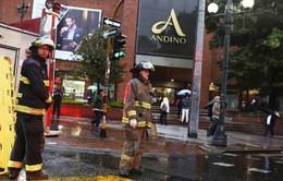 Colombia triệu tập hội đồng an ninh quốc gia sau vụ đánh bom