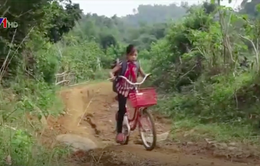 Cặp lá yêu thương: Hành trang đi học