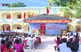 Phó Chủ tịch Quốc hội dự lễ khai giảng trường THTP Con Cuông, Nghệ An