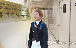 Con gái bạn thân Tổng thống Hàn Quốc bị bắt ở Đan Mạch