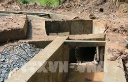 Thanh Hóa: Tìm thấy thi thể nạn nhân bị rơi xuống cống không có nắp đậy