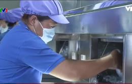 Doanh nghiệp chủ động đổi mới công nghệ sản xuất theo chuỗi