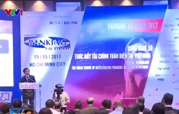 Ứng dụng công nghệ số vào ngân hàng liên tục tăng tại Việt Nam