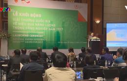 Giải thưởng quốc gia về hiệu quả năng lượng trong công nghiệp