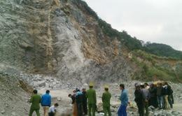 Quảng Bình: Đứt dây bảo hộ, một công nhân mỏ đá tử vong