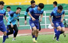 Công Phượng được trao áo số 10 ở ĐT U23 Việt Nam