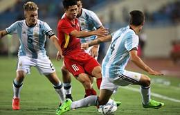 Công Phượng lý giải nguyên nhân U22 Việt Nam thua đậm U20 Argentina