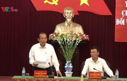 Phó Thủ tướng Trương Hòa Bình kiểm tra công tác cán bộ tại Nam Định
