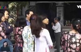 Bộ Công Thương triệu tập công chức đi lễ chùa trong giờ làm việc để kỷ luật