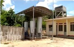 Lãng phí công trình cấp nước sạch tiền tỷ