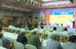 Thái Nguyên xây dựng khu dân cư và tuyến đường Thống Nhất
