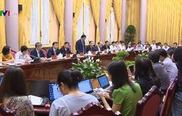 Công bố Lệnh của Chủ tịch nước về công bố 12 Luật