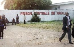 Congo: Nhiều tù nhân vượt ngục sau vụ tấn công cảnh sát