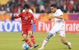 Giá vé trận Việt Nam - Jordan tại vòng loại Asian Cup thấp nhất là 100.000 đồng