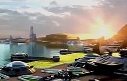 Trung Quốc mở cửa công viên thực tế ảo đầu tiên