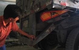 Gặp tài xế trẻ dũng cảm tựa vào xe container cứu 30 hành khách trên đèo Lò Xo