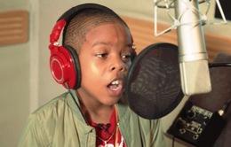 Đại sứ làng nhạc Hip hop trẻ nhất thế giới