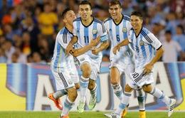 Lộ diện đội hình tài năng của U20 Argentina sang Việt Nam thi đấu