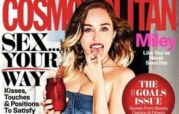 Miley Cyrus: Đừng để thành công thay đổi trái tim mình