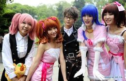 Kiếm tiền bằng cosplay tại Trung Quốc