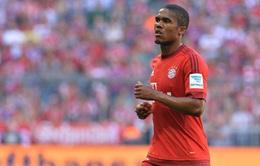 Douglas Costa cân nhắc rời Bayern Munich