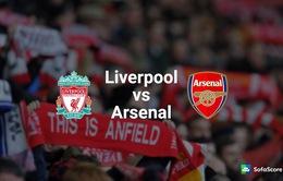 Lịch trực tiếp vòng 27 Ngoại hạng Anh: Đại chiến Liverpool – Arsenal vì top 4