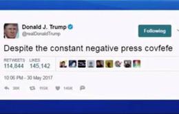 Nghị sĩ Mỹ đề xuất dự luật lưu trữ các dòng tweet của Tổng thống Mỹ