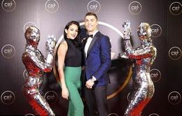 Ronaldo mở tiệc linh đình chia tay năm 2017 rực rỡ
