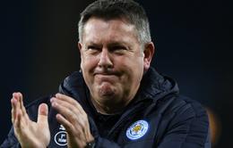 """CHÍNH THỨC: Leicester City bổ nhiệm """"phó tướng"""" của Ranieri ngồi ghế nóng"""