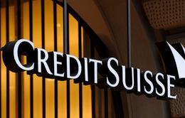 Ngân hàng Credit Suisse cam kết cắt giảm 40% tiền thưởng ban lãnh đạo