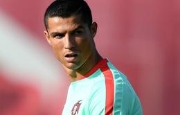 Chuyển nhượng bóng đá quốc tế ngày 21/6/2017: Cristiano Ronaldo ở lại Real Madrid vì Chủ tịch Florentino Perez