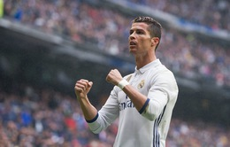 Ronaldo lại ẵm danh hiệu VĐV hay nhất châu Âu