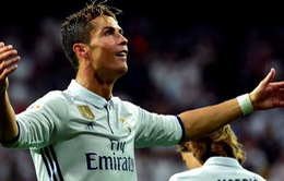 Bắn phá Sevilla, Cris Ronaldo thiết lập kỷ lục mới tại Real Madrid