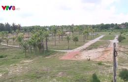 Buông lỏng quản lý dẫn đến bỏ hoang bãi tắm Hà My, Quảng Nam