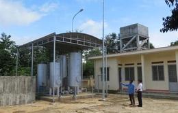 Lãng phí đầu tư công trình nước sạch tại Đắk Lắk