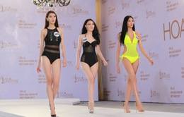 """Tôi là Hoa hậu Hoàn vũ Việt Nam 2017: """"Bỏng"""" mắt với những màn catwalk quyến rũ"""