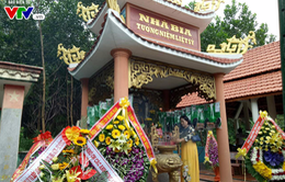 Khánh thành Khu tưởng niệm liệt sĩ Trại Tiệp tại Quảng Nam