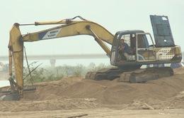 Bất cập trong quy hoạch khai thác cát trên sông Ba, Phú Yên