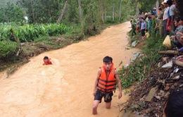 Nghệ An: Mưa lớn kéo dài làm 2 người chết và 1 người mất tích