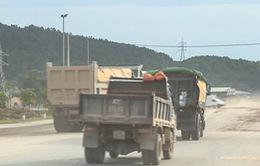 Tái diễn nạn xe quá khổ quá tải tại nhiều tỉnh thành miền Trung
