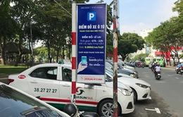 TP.HCM thí điểm thu phí đỗ xe qua điện thoại qua ứng dụng My Parking